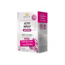 Антивозрастная пищевая добавка Биоцит Activ 'Inpulp 3 х 30 капсул Biocyte Activ' Inpulp 3 x 30 Capsules