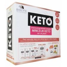 Полная программа похудения Биоцит Кето Biocyte Keto 20-Days Complete Slimming Program