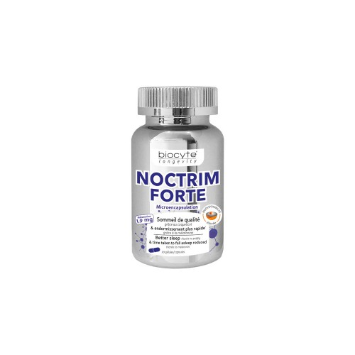 Biocyte Longevity Noctrim Forte 30 капсул