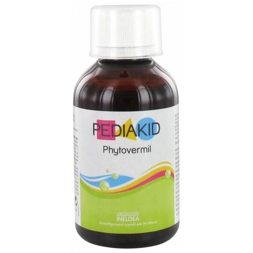 Средство против паразитов для детей Педиакид Фитовермил Pediakid Phytovermil Concentrate to Dilute 125мл